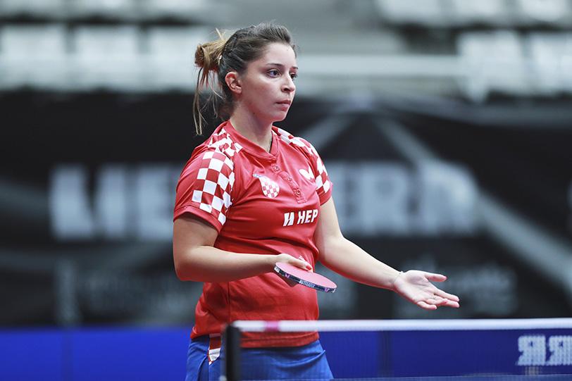 Hrvatski stolnoteniski savez: Mateja Jeger među 32 na Europskom prvenstvu!