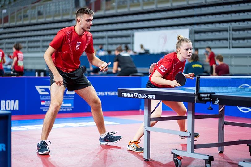 Sportska Hrvatska cetiri medalje za Hrvatsku, Ban i Arapovic osvojili bronce!